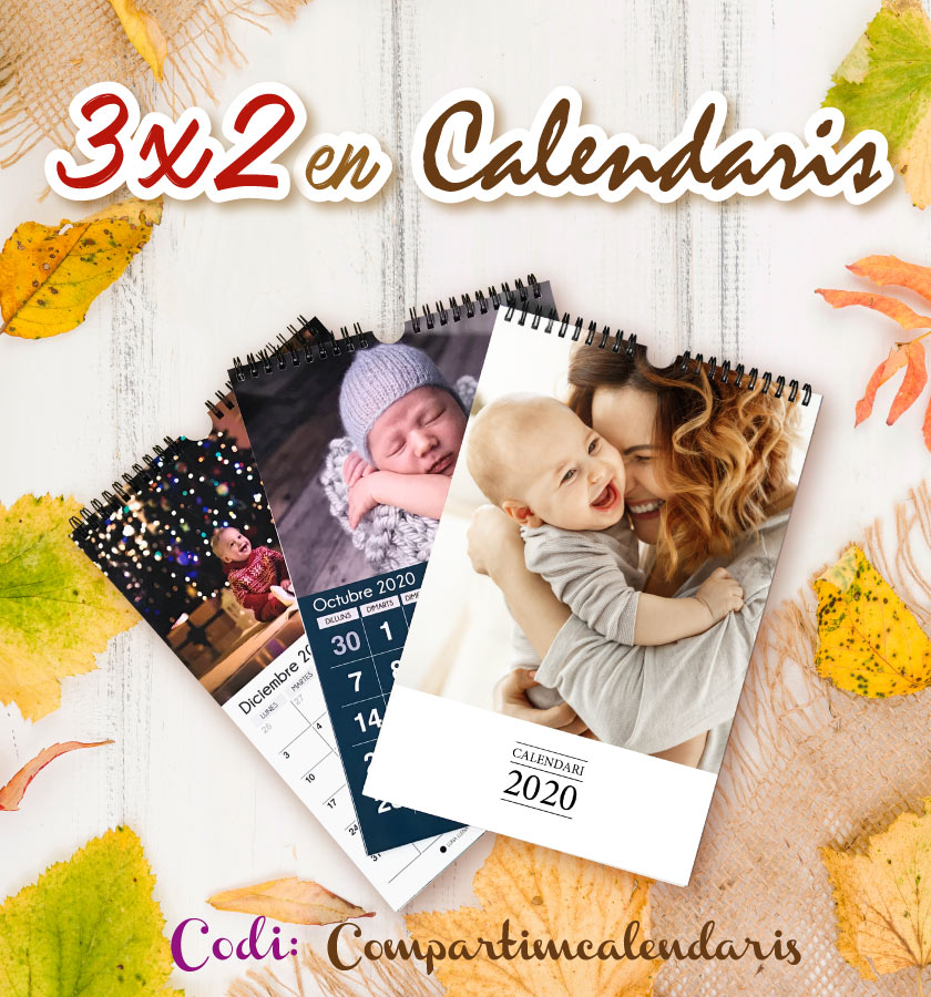 FOTOLLUM CALENDARI FOTOS