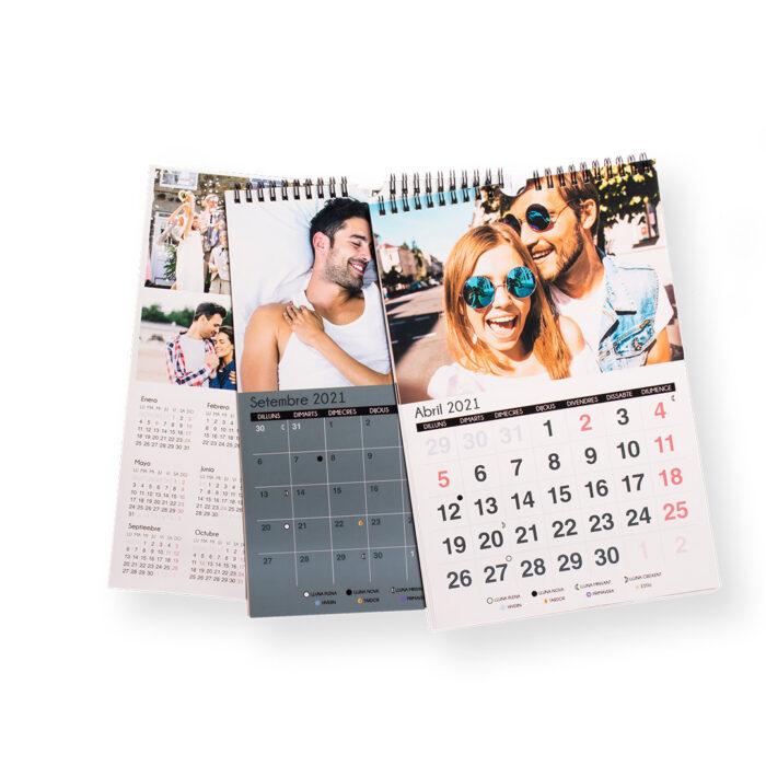 Calendario 20 x 30 cm