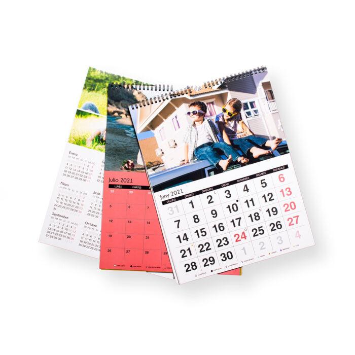 Calendario 30 x 40 cm